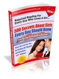 500 Secrets About Girls Every Guy Should Know by Cucan Pemo