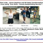 Iron Dolls Female Bodybuilding Secrets