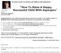 Parenting Aspergers Resource Guide