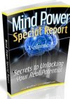 Mind Power Special Report