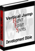 Vertical Jump Development Bible by Kelly Baggett
