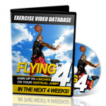 Flying in Four Vertical Jump Program by Kelly Baggett