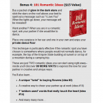 500 Lovemaking Tips and Secrets by Michael Webb
