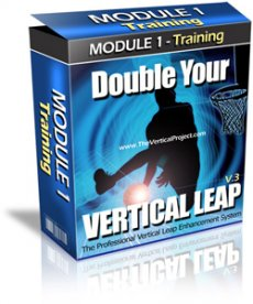 Double Your Vertical Leap by Luke Lowrey