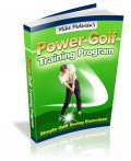 Power Golf Training Program by Mike Pedersen