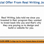 Real Writing Jobs