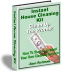 Instant House Cleaning Kit