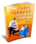 How 2 Start a Carpet Cleaning Business